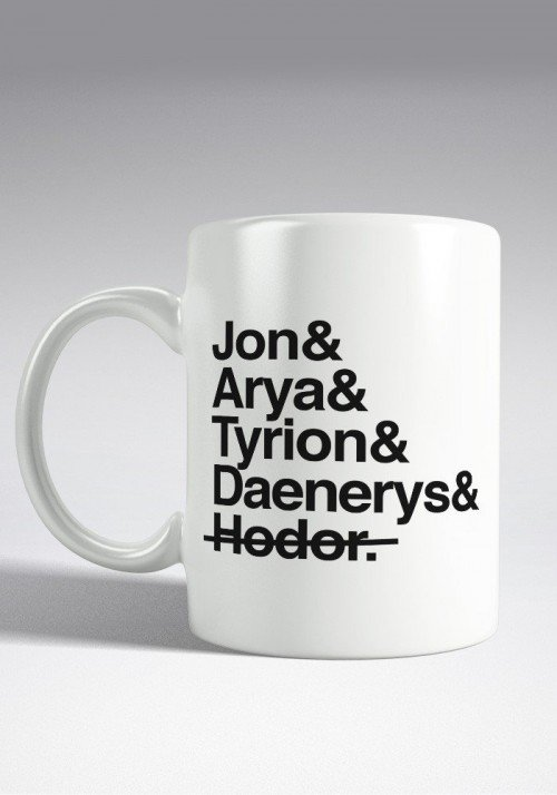 GAME OF SPOIL Mug
