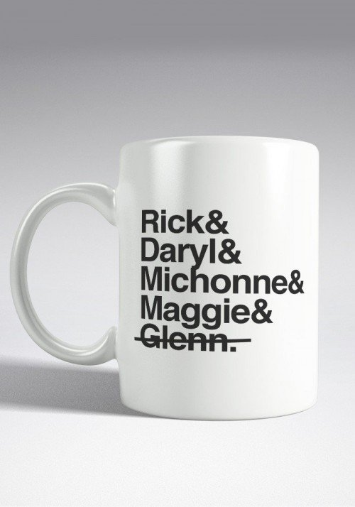 WALKING SPOIL Mug