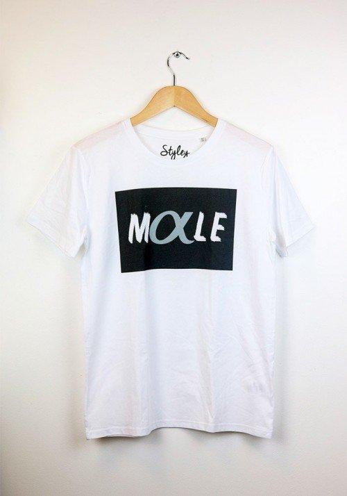 Mâle Alpha T-shirt Homme Col rond