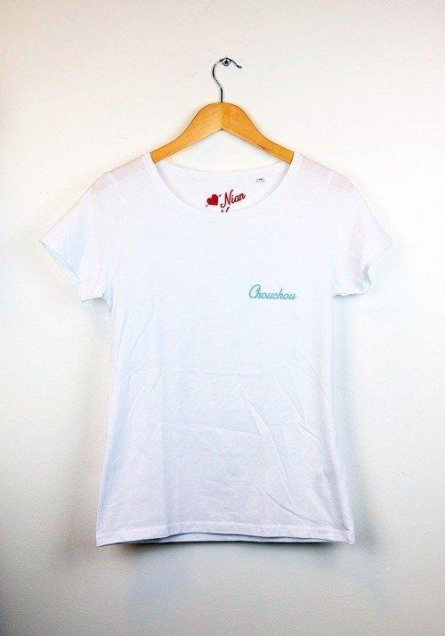 Chouchou - NIAN NIAN - T-shirt femme col rond