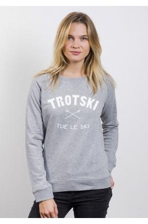Trotski tue le ski - Sweat Femme