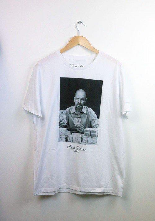 Heisenberg - Real Balla - T-shirt Homme Col Rond