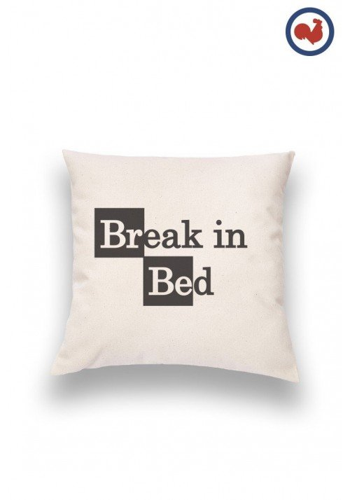 Break in bed Coussin Made in France