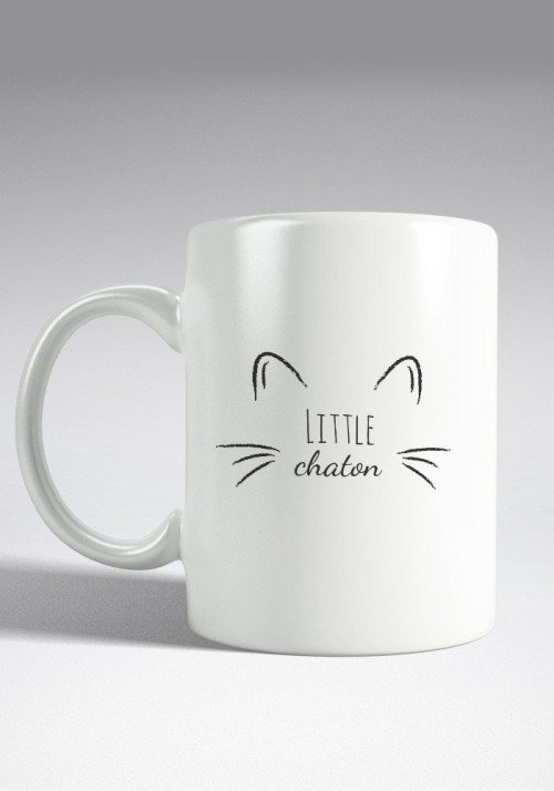 Little Chaton - Mug