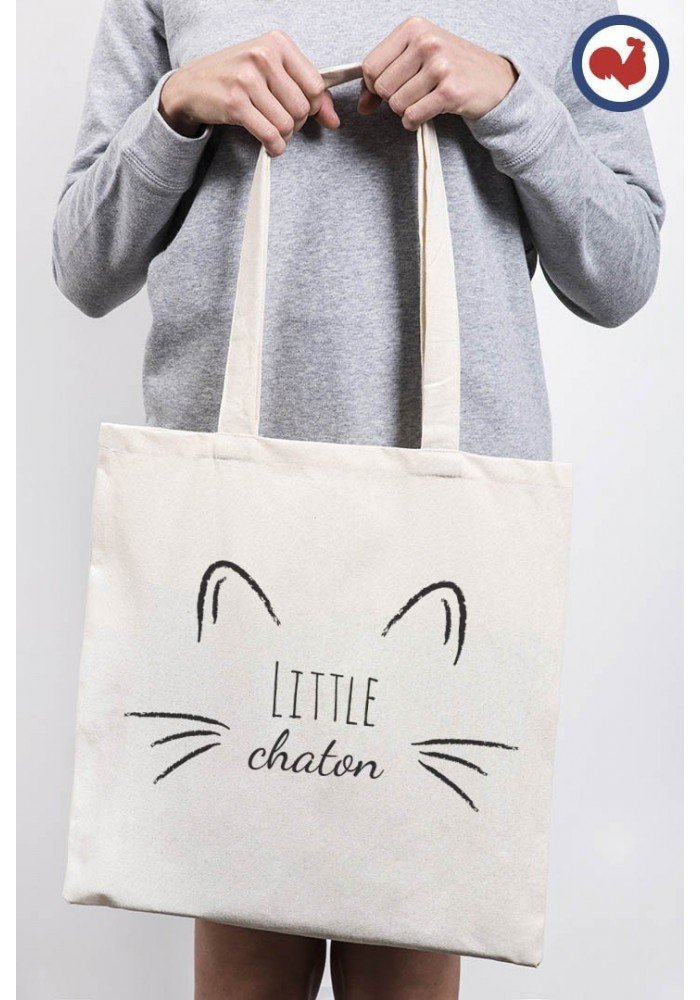 Little Chaton - Totebag