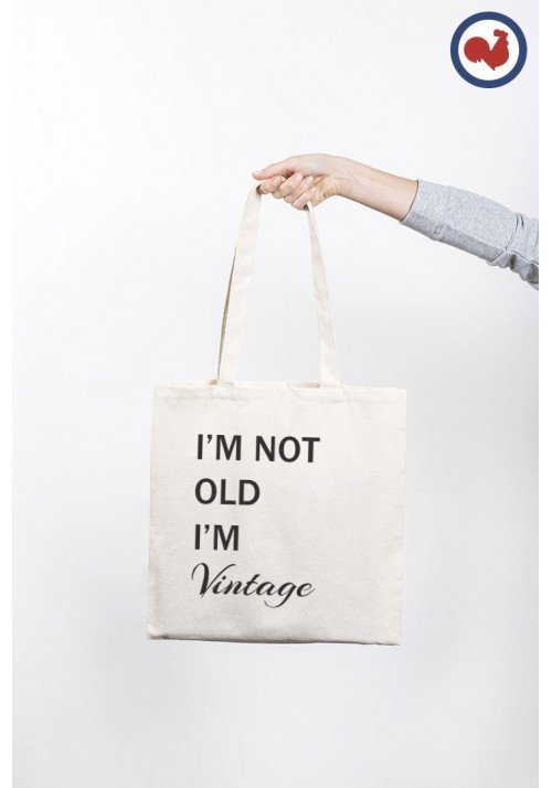 Vintage - Totebag Made In France