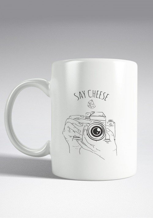 Say Cheese  - Mug
