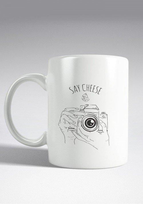 Say Cheese  - Mug