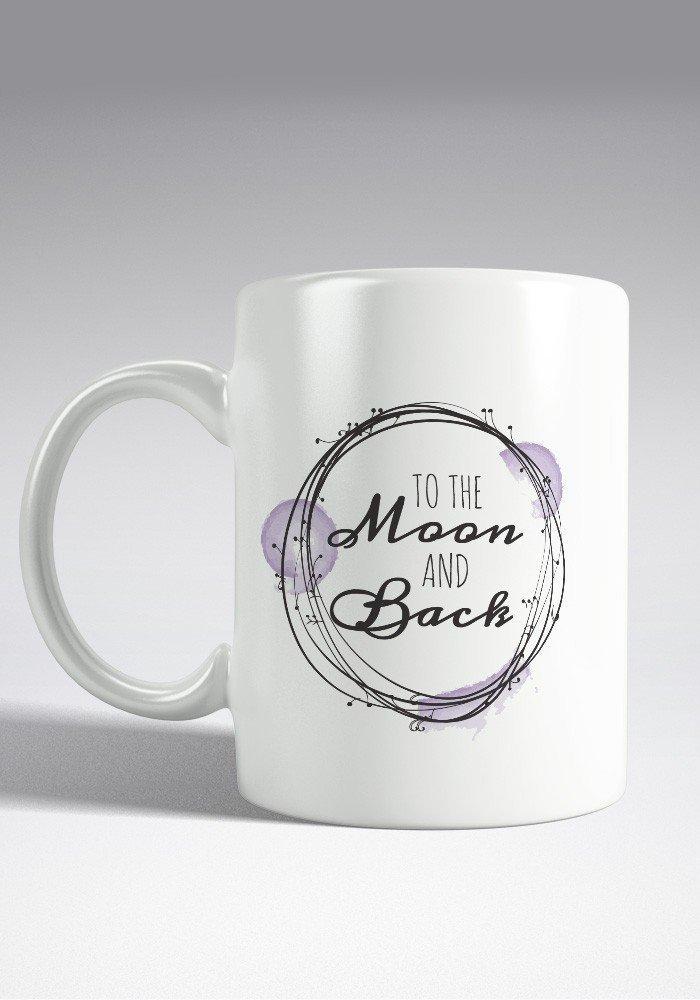 To the Moon and Back - Mug