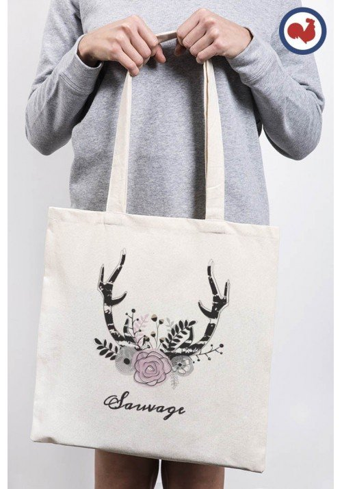 Sauvage - Totebag Made In France