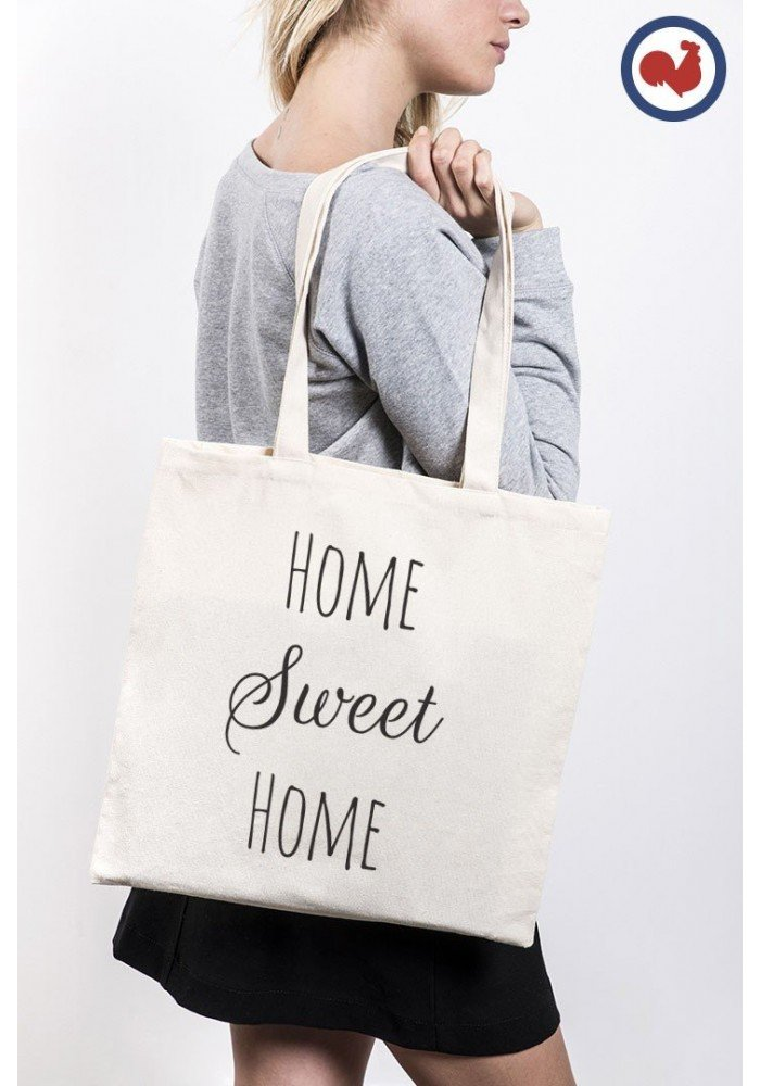 Home Sweet Home - Totebag Made In France