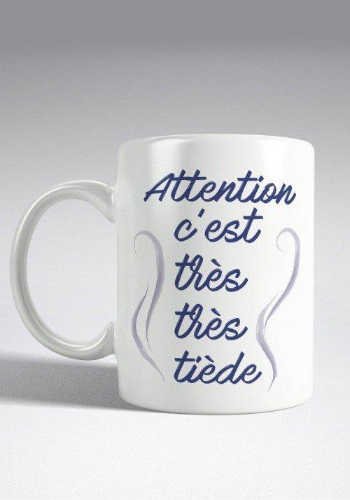 Très Très Tiede - Mug