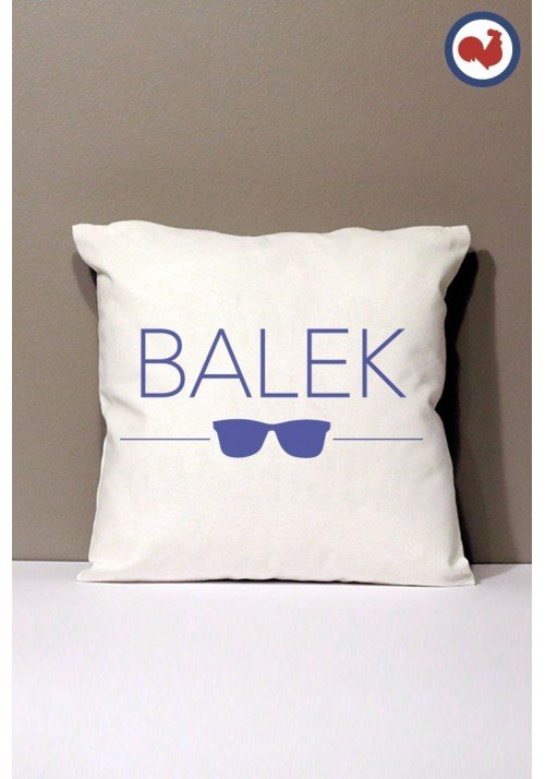 Balek Coussin Made in France Bio