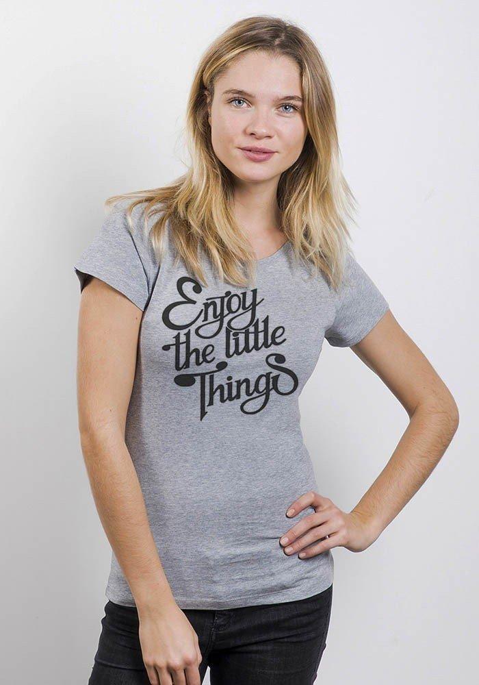 Tshirts Femme Enjoy the little things Manione