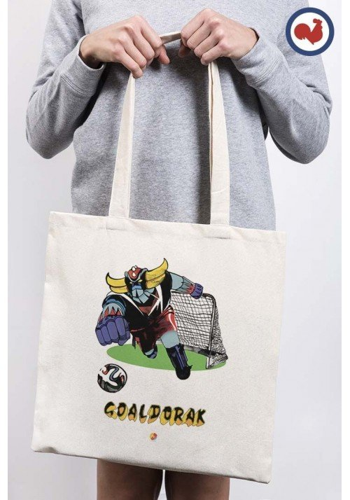 Goaldorak - Totebag Made in France