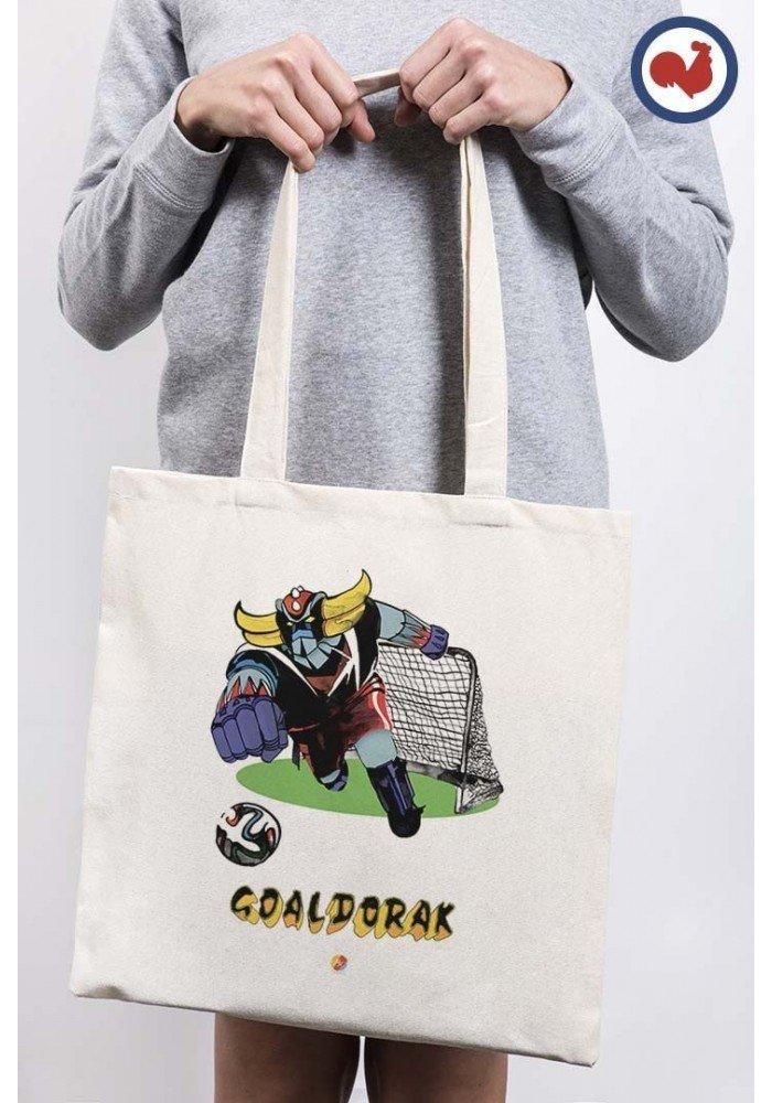 Goaldorak - Totebag Made in France