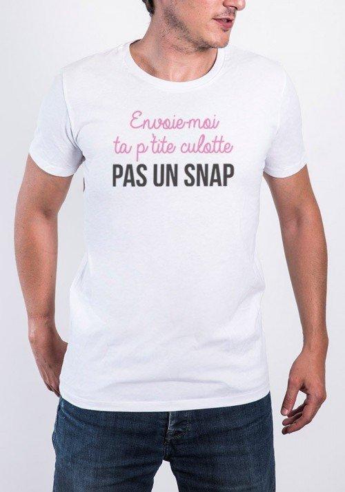Envoie ta culotte T-shirt Homme Col rond