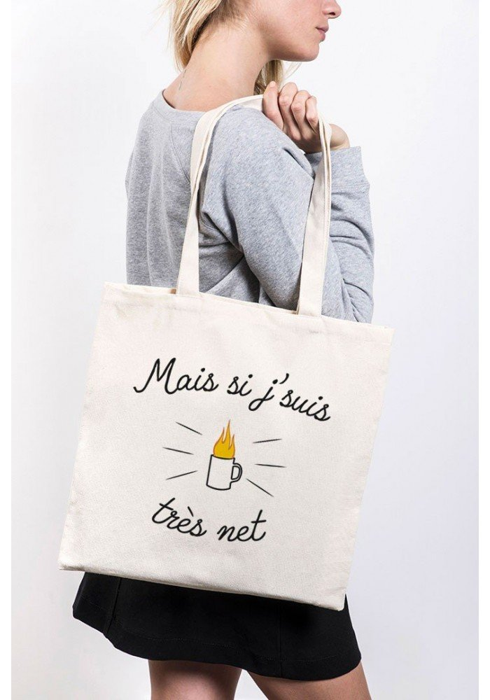 Très Net - ToteBag Made In France