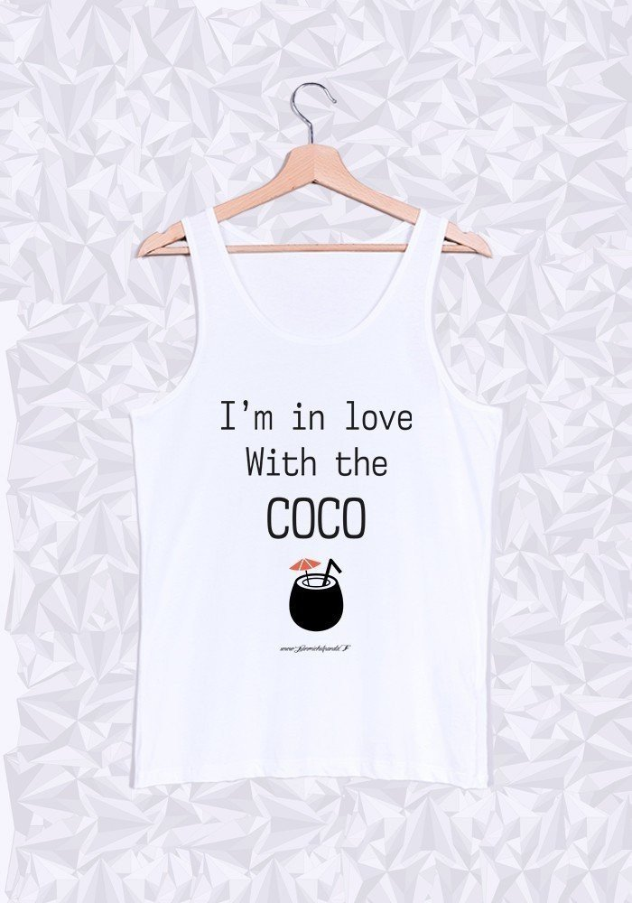 Débardeur Im in love With The Coco