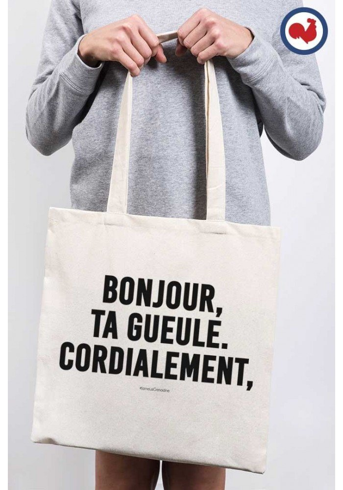 Tote Bag Figuier Tribute