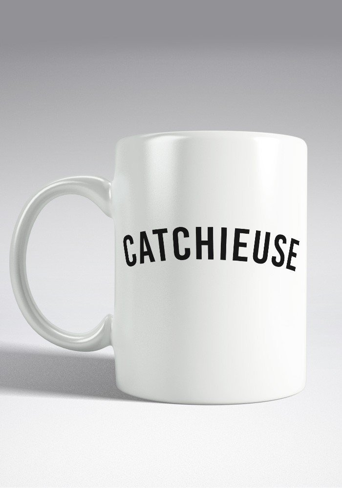Catchieuse - Mug