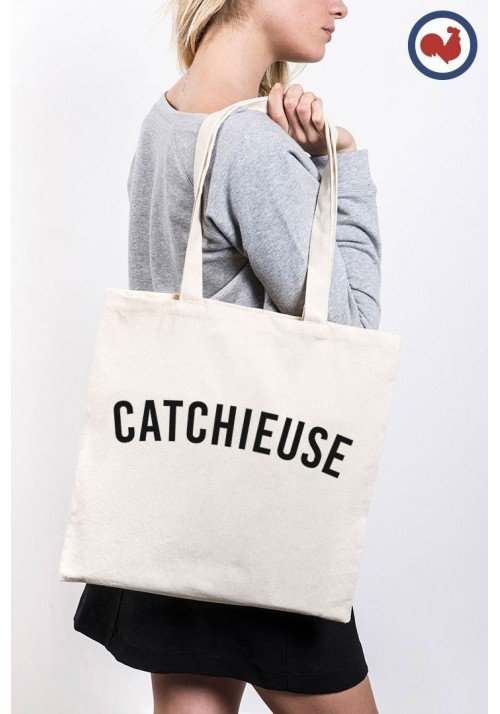 Catchieuse - ToteBag made in France