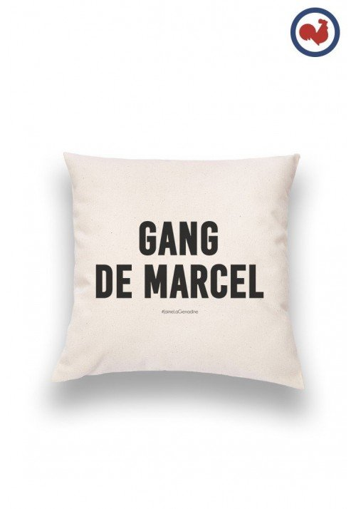 Gang de Marcel Coussin Made in France Bio