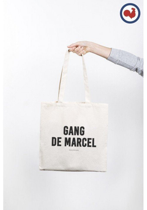 Gang de Marcel - ToteBag made in France