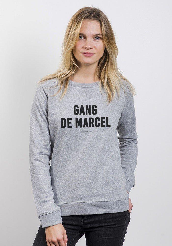 Gang de Marcel - Sweat Femme