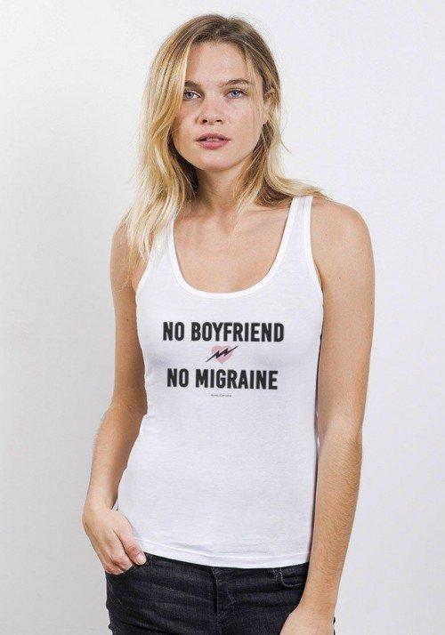 No BoyFriend No Migraine - Débardeur femme