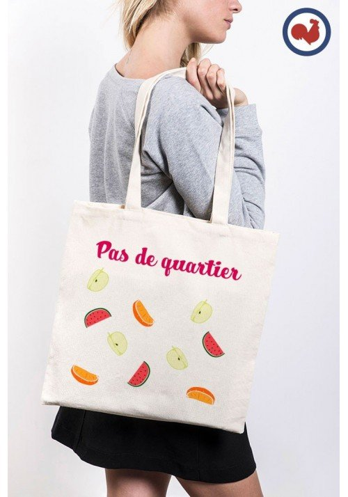 Pas de Quartier - ToteBag Made In France