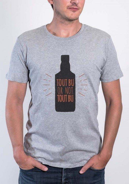 Tout Bu or Not Tout Bu - Tshirt Homme