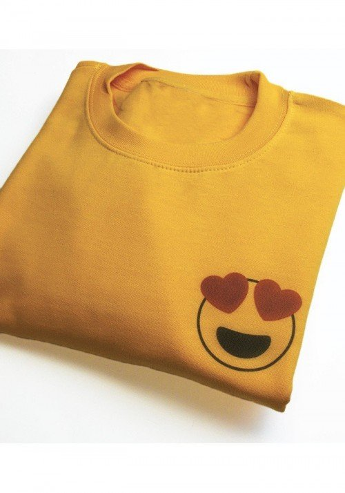 Emoji Love - Sweat Oversized