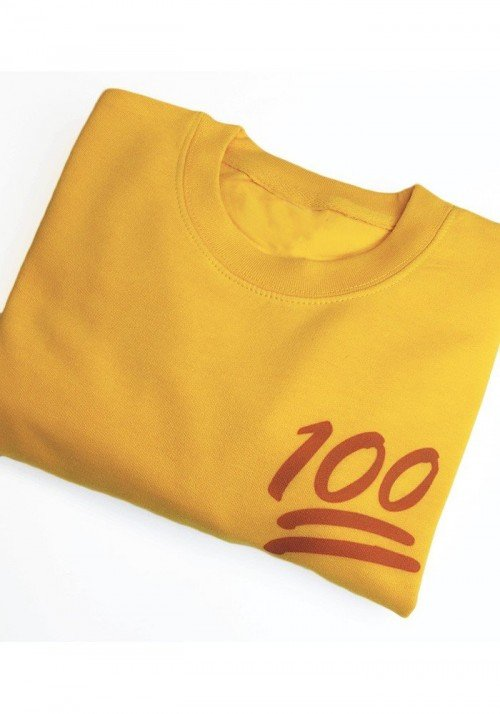 100 - Sweat Oversized