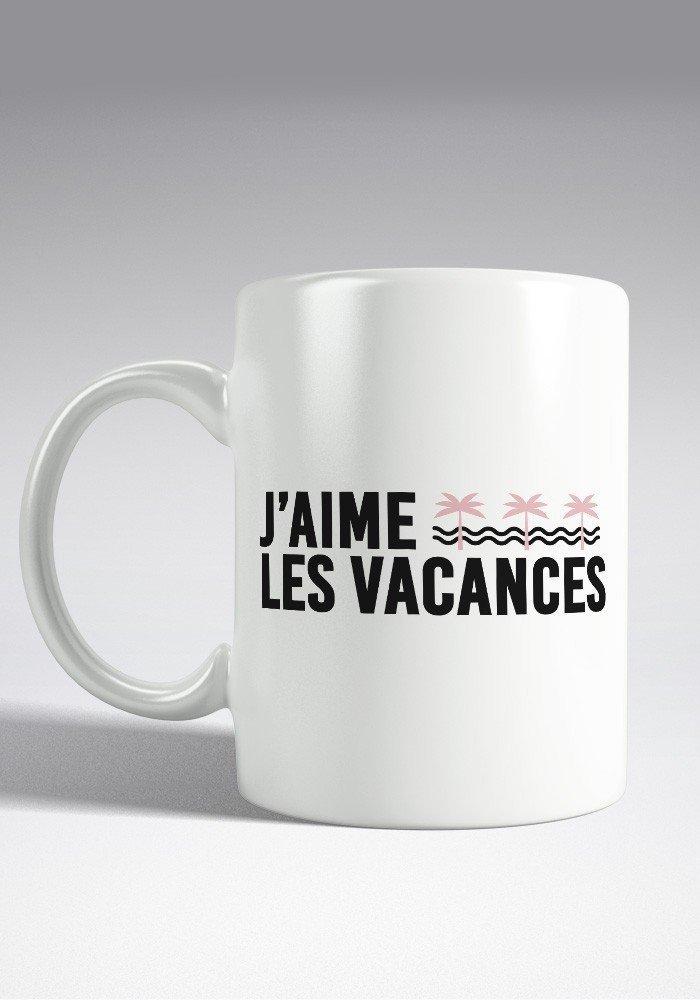 J'aime les Vacances - Mug
