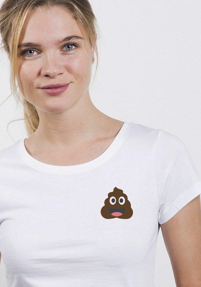Poop - Tshirt femme