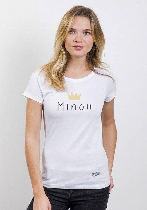 Minou - Tshirt Femme
