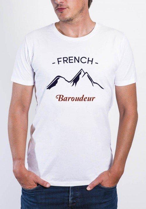Baroudeur - Tshirt Homme