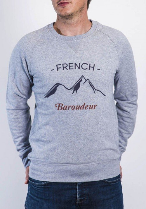 Baroudeur - Sweat Homme