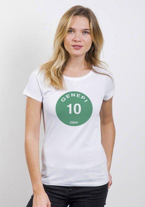 Genepi - Tshirt Femme