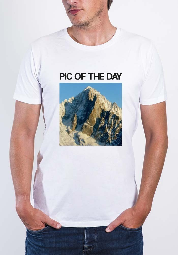 Pic of the Day  - Tshirt Homme