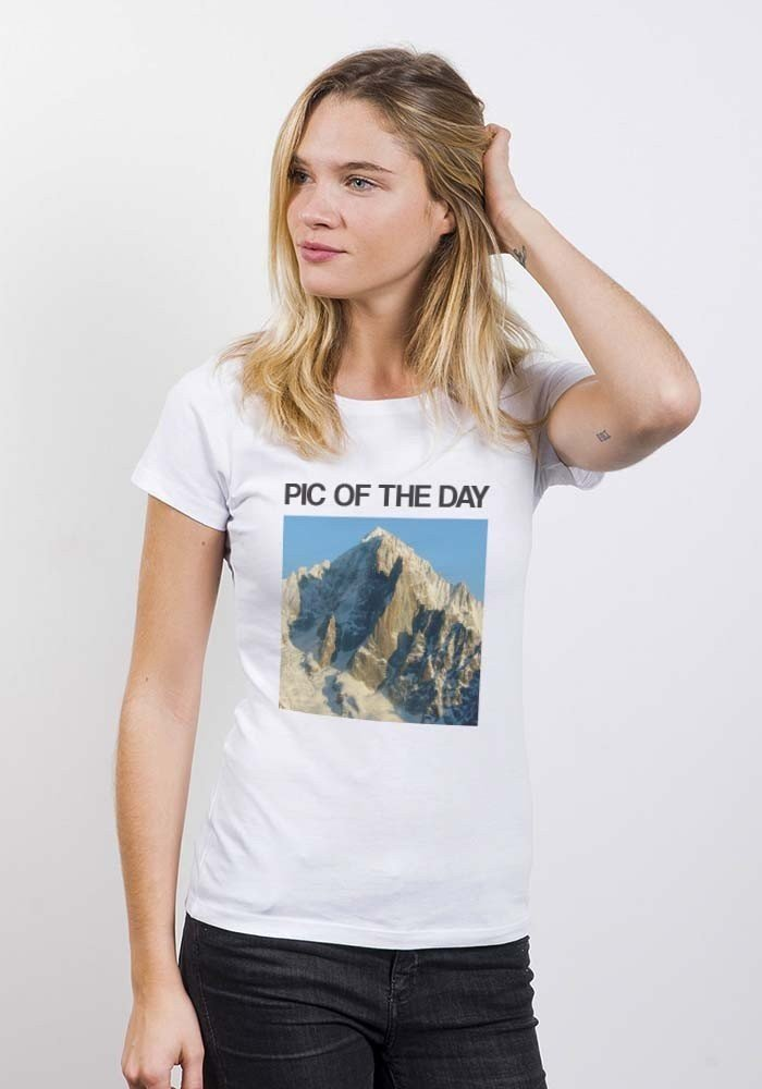 Pic of the Day - Tshirt Femme