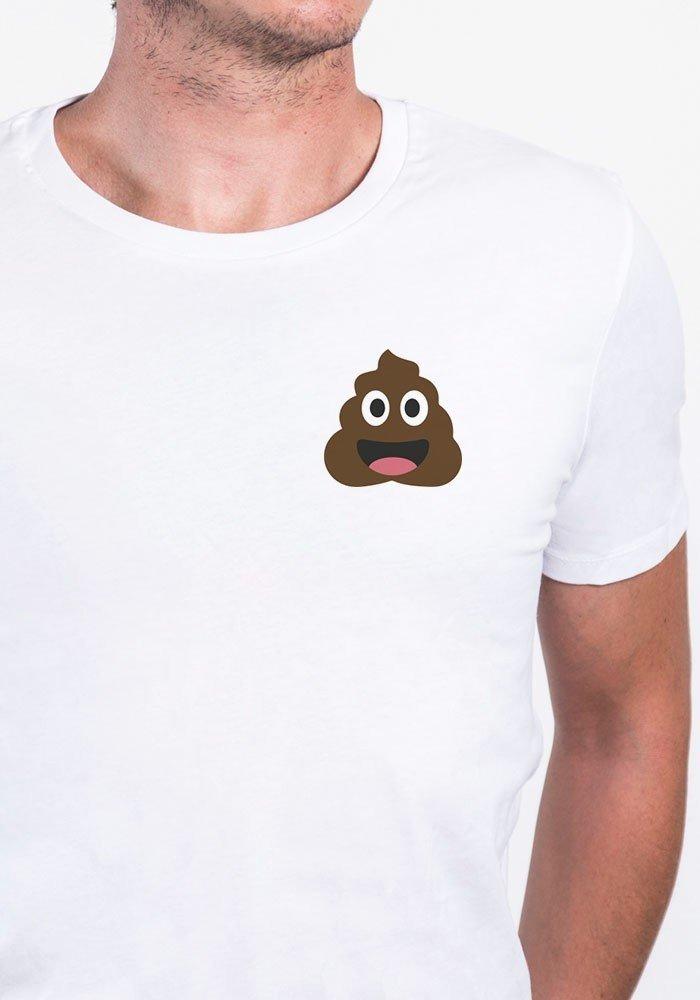 Poop  - Tshirt homme col rond