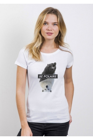 Be Polaire - Tshirt Col rond Femme
