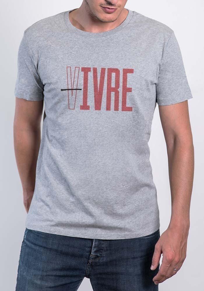 V'Ivre - Tshirt Homme
