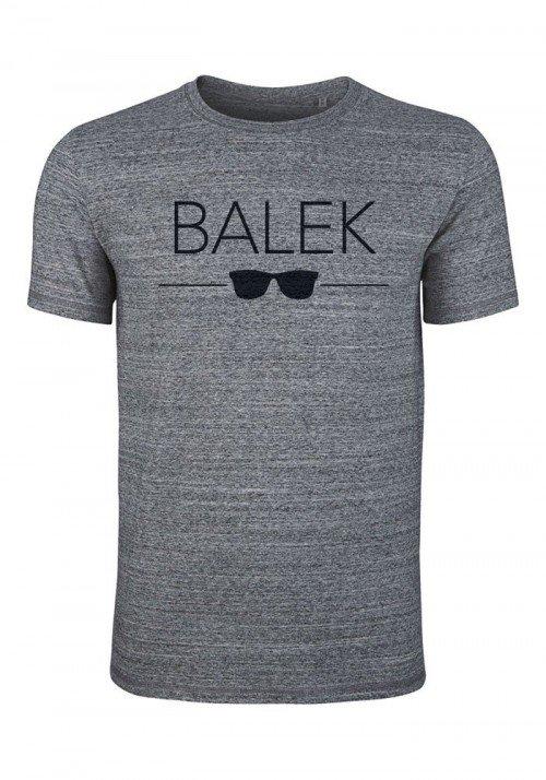 Balek T-shirt Homme Chiné