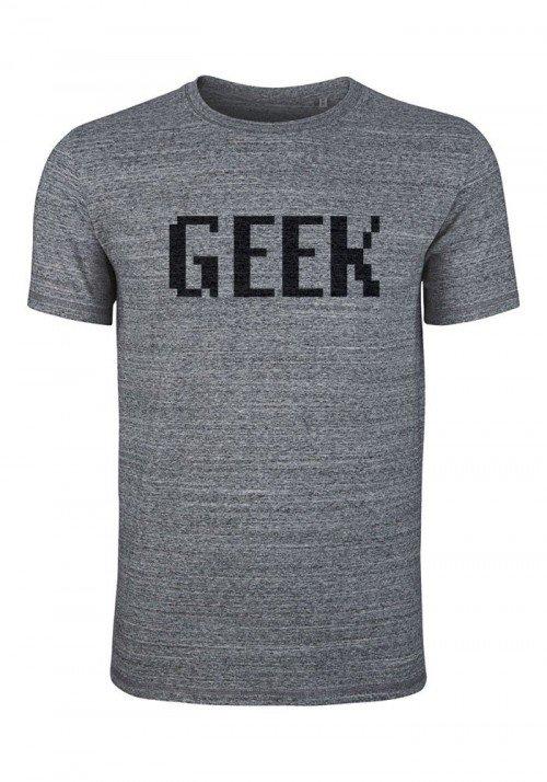 Tshirt Homme Chiné Geek