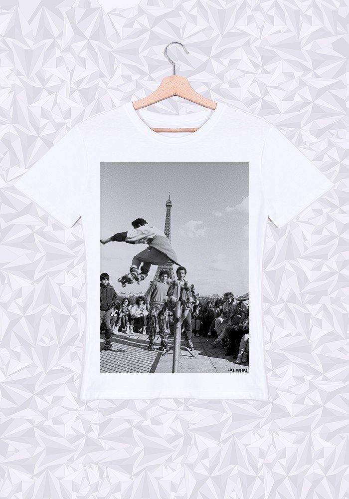 Tshirts Homme Eiffel Roller