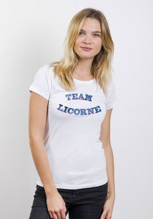 Team Licorne T-shirt Femme