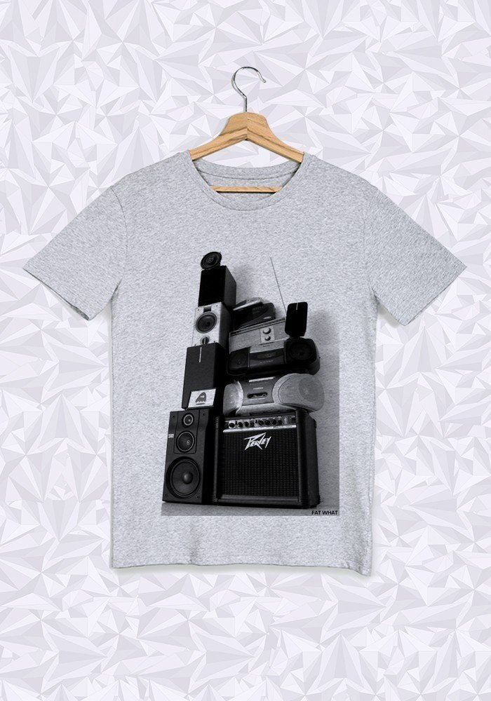 Tshirts Homme Fat Bass